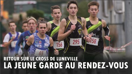 CROSS DE LUNEVILLE
